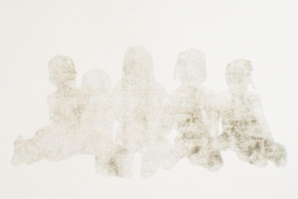 Silhouette Wandbild